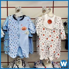 All-star onesies! #baby