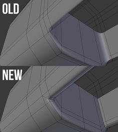 How The F* Do I Model This? - Reply for help with specific shapes - (Post attempt before asking) - Page 61 — polycount 3d Design, Game Design, Design Model, Maya Modeling, Modeling Tips, Sub D, 3d Computer Graphics, Polygon Modeling, Hard Surface Modeling