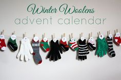 30 Fun and Easy DIY Advent Calendar Ideas - My Personal Accent