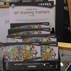 LYRA ART PEN by WILLOW