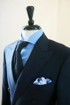 "somaguy: ""suitshop: "" Suit Shop Double Breasted for D. "" I love that combination. Sharp Dressed Man, Well Dressed Men, Classic Men, Classic Fashion, Suit Shop, Men's Wardrobe, Suit And Tie, Suit Fashion, Fall Fashion"