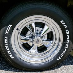 Cragar SS - Best Muscle Car Wheel Ever!