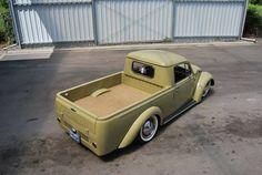 Hot rod Volkswagen Bug pick up