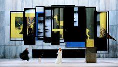 Die Frau Ohne Schatten La Monnaie / De Munt Set design Alain Lagarde Regie Matthew Jocelyn