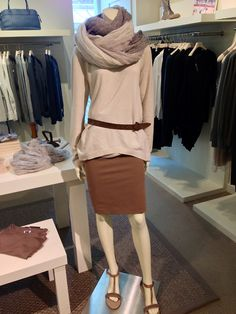 Spring looks from Brunello Cucinelli for women.