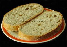 Pšenično-žitný kváskový chléb pro začátečníky Banana Bread, Food And Drink, Desserts, Recipes, Deserts, Food Recipes, Rezepte, Dessert, Postres