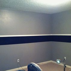 Got the walls done
