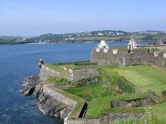St. Charles Fort, Ireland.