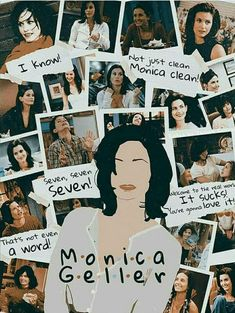 Image uploaded by Mood Friday. Find images and videos about friends, series and monica on We Heart It - the app to get lost in what you Friends Tv Show, Friends 1994, Friends Cast, Friends Episodes, Friends Moments, Friends Forever, Funny Friends, Citations Film, Friends Poster