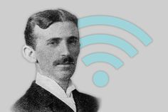 Nikola Tesla May Be Dead, But He's Still Providing Wi-Fi to Silicon Valley -