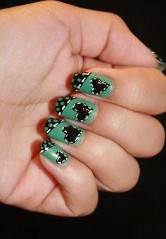 stitched heart nails Elf Nail Polish, Great Nails, Cute Nails, Square Nails, Cool Nail Designs, Beautiful Nail Designs, Creative Nails, Valentine Heart, Valentine Nails