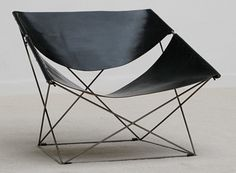 Butterfly Chair 675, Pierre Paulin, 1963