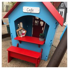 kids first cubby house with a cafe!Cubby house Gold Coast. Freight Australia wide! Cubby house Brisbane, Sydney, Melbourne & Adelaide