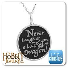 The Hobbit Desolation of Smaug Pendant http://www.thehobbitjewelry.com/the-hobbit-desolation-of-smaug-pendant-40.html