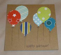 http://WhoLovesYou.ME | Birthday card ideas -homemade birthday card  #DIY birthdaycards ideas