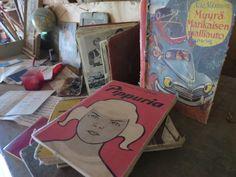 vanhoja 60-luvun nuortenkirjoja