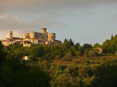 The castle of Bastia