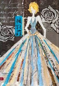 Collage Couture available at The Shoppe