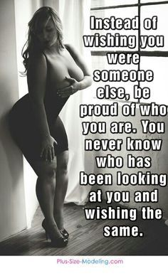 Be proud to be sexy and curvy ladies! Look At You, Just For You, Botas Sexy, Modelos Plus Size, Positive Body Image, My Sun And Stars, Sex Quotes, Female Quotes, Qoutes
