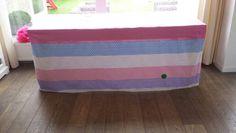 Princess and the pea tablecloth made bij www.mini-en-maxi.nl