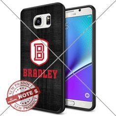 NEW Bradley Braves Logo NCAA #1054 Samsung Note5 Black Case Smartphone Case Cover Collector TPU Rubber original by WADE CASE [Samsung Note5 Black Case] WADE CASE http://www.amazon.com/dp/B017KVKAY2/ref=cm_sw_r_pi_dp_vULAwb1XAJ391