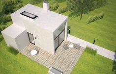 25 square meters Attefallshus