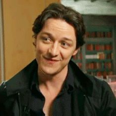 James Mcavoy is the most adorable.
