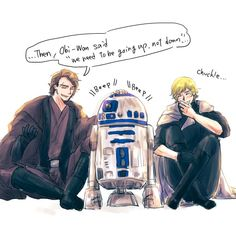*cries* i need more star wars fanfict like