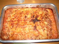 Lasagne Pasta Pictures and Images Ethnic Recipes, Food, Lasagna, Meal, Essen