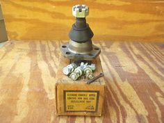 1960 1961 1962 gmc chevy truck c30 c40 #upper ball #joint # #3769360 nos!,  View more on the LINK: http://www.zeppy.io/product/gb/2/381046514026/