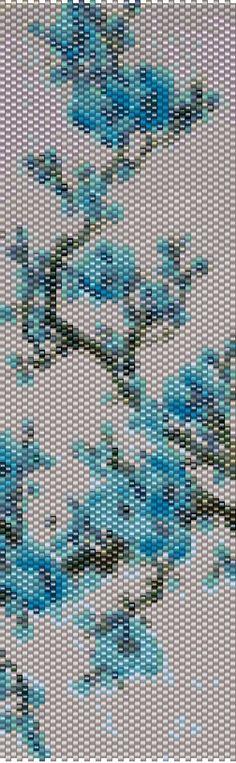 Peyote Pattern  Asian 4