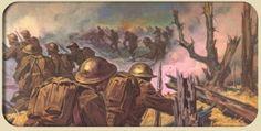 battaglia della prima guerra mondiale