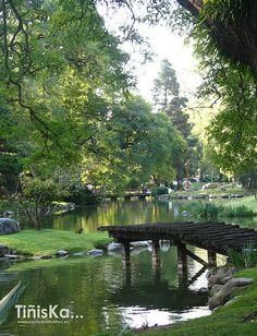 jardin botanico japones, buenos aires