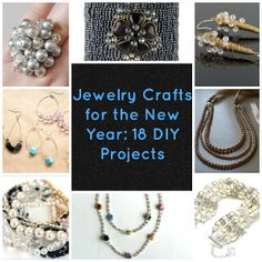 The arrival of a new year is a momentous occasion, and making some DIY jewelry is the perfect way to commemorate the celebration. The right piece of jewelry can be the perfect finishing touch on a New Year's Eve or New Year's Day outfit. Even if your