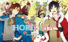 Cute Poster, Anime Romance, Wallpaper, Anime Group, Horimiya, Art, Japanese Anime, Anime, Fujoshi