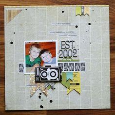 Est. 2002 - Two Peas in a Bucket