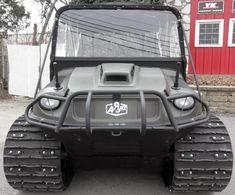 NEW ARGO 8X8 AVENGER EFI 31HP AMPHIBIOUS ATV