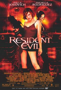 Another thing to know about me is that I love Resident Evil up to Resident Evil :Retribution. Mostly any movies with Zombies, Aliens, or Middle Earth stuff.