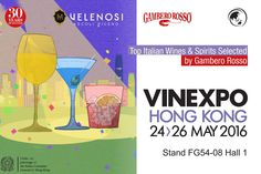 Parte oggi Vinexpo Hong Kong. Noi ci siamo allo stand FG54-08, Hall 1 nel Hong Kong Convention & Exhibition Centre: Expo Drive, a Wanchai. Si parte alle ore 9.30 fino alle 18: pronti a far degustare i nostri vini anche al mercato cinese! - #Vinexpo Hong Kong is starting. We'll be at the booth FG54-08, Hal l1 at the Hong Kong Convention & Exhibition Centre: Expo Drive, in Wanchai. Let's start at 9.30 am untile 6 pm: ready to make discover our wines to the asiatic market! 