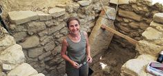 Pay dirt: UC archaeologists uncover a warrior's tomb in Greece that sat undisturbed for 35 centuries.