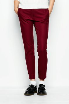 e3bb99a5d15 The Whiteville Cigarette Trousers from Jack Wills- color cut is amazing  Cigarette Trousers