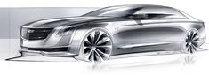 The First-Ever CT6: The Conception | Dare Greatly