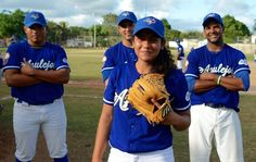 "Mérida (Mexico) (AFP) - With her 78-mile-per-hour fastball, teenager Rosa Maria del Castillo became the first female pitcher in a Mexican semi-pro men's baseball league, breaking the gender barrier in a notoriously macho society.  ""I want to believe that more doors will begin to open for women"
