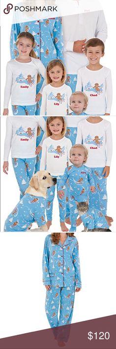 63196ecb2b 4 Set Family Christmas PJs! Pajama-gram family pajama set! These are not