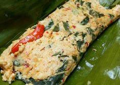 id: Resep Pepes Tahu Teri Medan Rasa Ajib! Asian Cooking, Easy Cooking, Cooking Recipes, Cooking Tips, Fish Recipes, Seafood Recipes, Asian Recipes, Mie Goreng, Malay Food