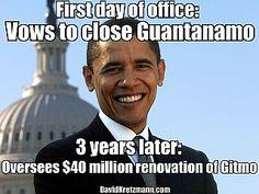 Obama and Guantanamo