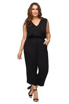 Lura Jumpsuit WL - Black
