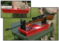 MTM Portable Rifle/Shotgun Maintenance Center $46.41