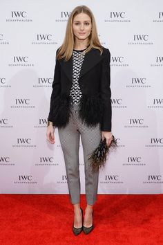 """THE OLIVIA PALERMO LOOKBOOK By Marta Martins: Olivia Palermo at the """"For the Love of Cinema"""" din..."""