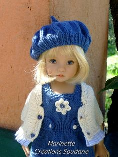64. English or French PDF KNITTING PATTERN to download by soudane